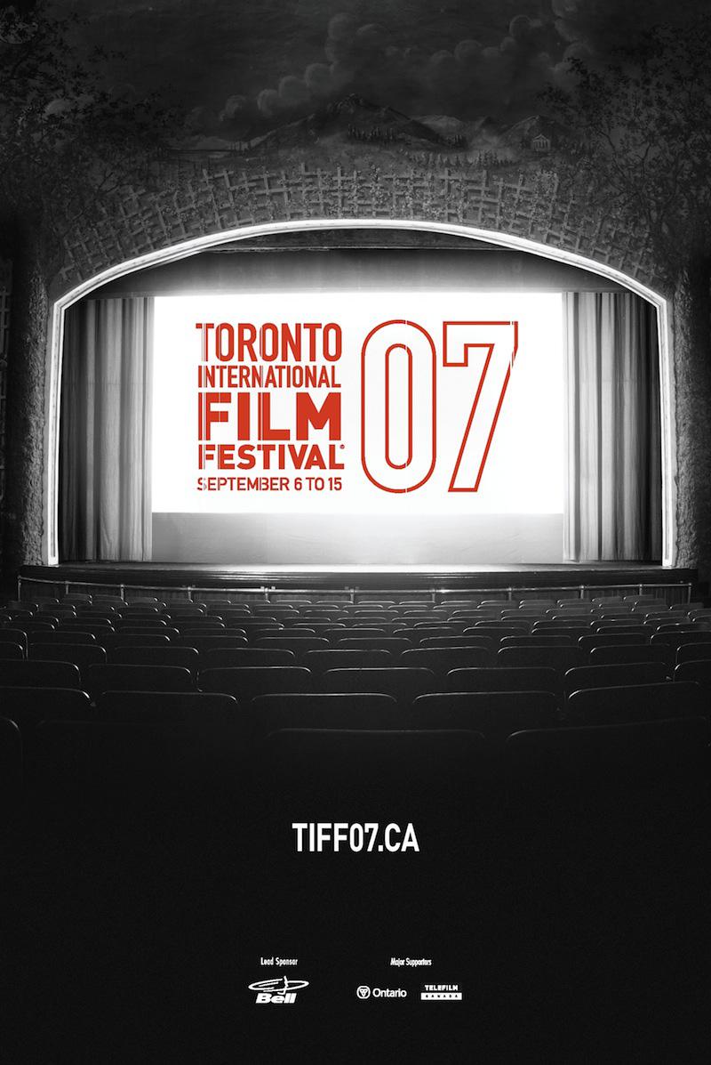 2007 Toronto Film Festival Poster